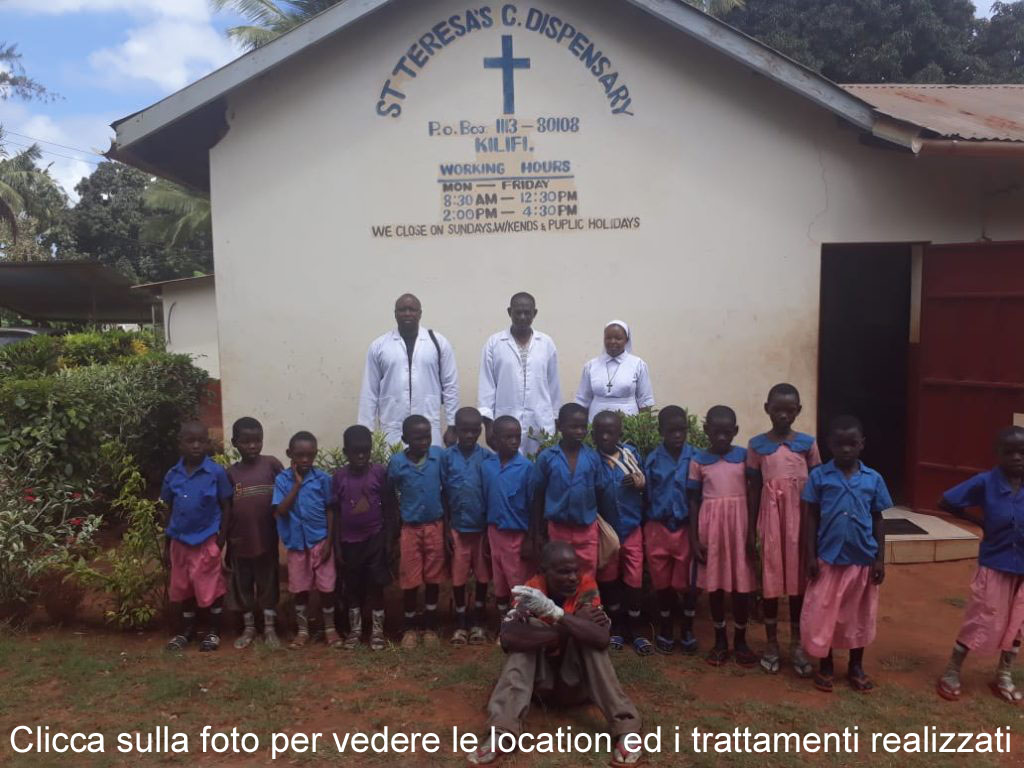 St. Teresa's C. Dispensario - Kilifi